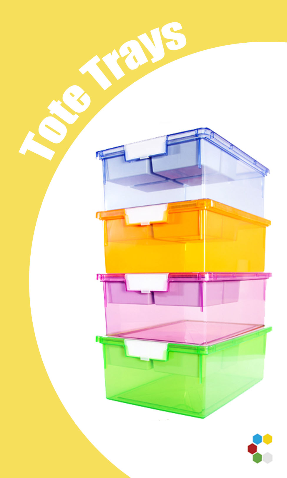 Tote Trays Storage Products Link
